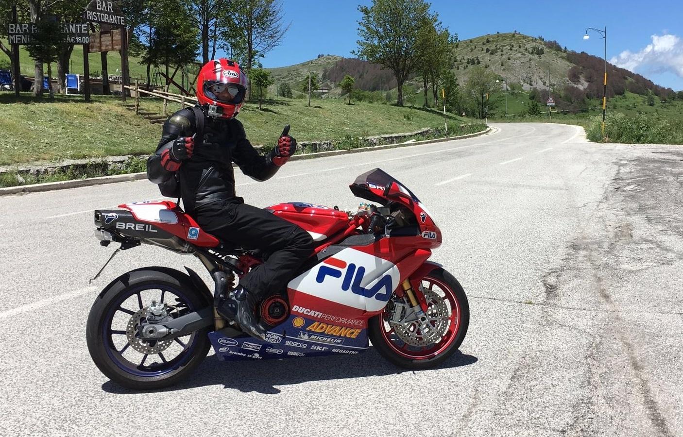 Ducati 999R Fila Wordpress