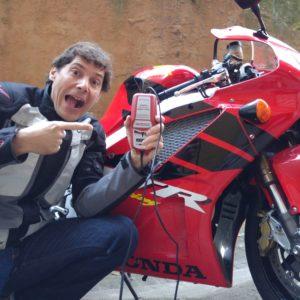 Rimessaggio moto